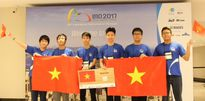 Việt Nam đạt kết quả cao nhất trong lịch sử thi Olympic Toán quốc tế