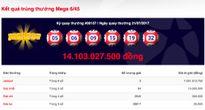 Vietlott: Vừa lộ diện người trúng 132 tỷ, lại 'nổ' giải độc đắc 14 tỷ đồng