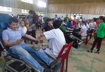 Quảng Bình: Sôi nổi chiến dịch 'Hành trình Đỏ - Kết nối dòng máu Việt'