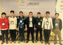 Việt Nam đạt 4 HCV Olympic Toán quốc tế 2017