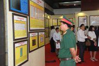 Triển lãm nhiều tư liệu khẳng định Hoàng Sa, Trường Sa của Việt Nam