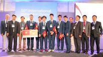 Việt Nam 'đại thắng' tại cuộc thi Olympic Toán quốc tế