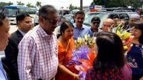 Đoàn đại biểu cấp cao Quốc hội Bangladesh thăm Vịnh Hạ Long