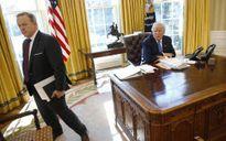 Những lần phát ngôn viên Nhà Trắng phải 'bó tay' vì ông Trump