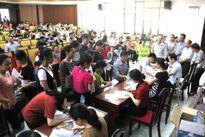 Gần 1.600 thí sinh được xét tuyển thẳng và xác nhận nhập học vào Học viện Tài chính
