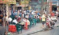 Ngao ngán văn hóa đường phố