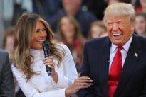 Đệ nhất phu nhân Mỹ và những pha 'cứu bàn thua' cho Tổng thống Trump