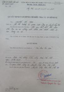 """Bất lực trước vụ án hình sự """"Hủy hoại tài sản"""" tại xã Đồng Tiến"""