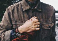 Con trai tự dối lòng mình sau khi chia tay