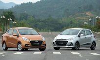 Xe nhập Ấn Độ giảm mạnh do i10 được lắp tại Việt Nam