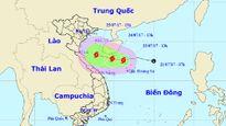 Bão số 4 gây mưa lớn từ Thanh Hóa đến Thừa Thiên - Huế
