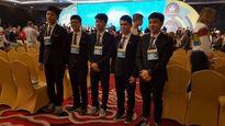 Việt Nam 'mưa' huy chương vàng Olympic Vật lý quốc tế