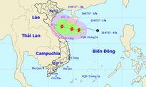 Bão số 4 mạnh cấp 8 gây mưa lớn ở Thanh Hóa - Quảng Bình