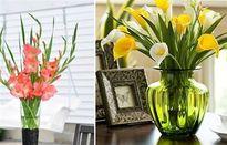 Vị trí đặt bình hoa ảnh hưởng thế nào đến tình duyên của gia chủ?