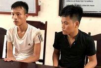 Thanh Hóa: Bắt giữ 2 đối tượng 'đội mưa' trộm gỗ sưa bán lấy tiền ăn chơi