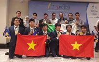 Một năm thắng lớn của học sinh Việt trên trường quốc tế