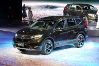 Honda phủ nhận thông tin CR-V 7 chỗ về Việt Nam
