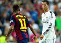 Ronaldo khuyên Neymar không nên rời Barcelona