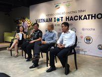 Viettel hỗ trợ dự án khởi nghiệp thông qua 'Vietnam IoT Hackathon 2017'