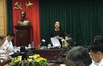 60.000 ca mắc sốt xuất huyết, Bộ Y tế họp trực tuyến phòng chống dịch