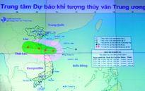 Bão số 4 áp sát các tỉnh Nghệ An, Hà Tĩnh và Quảng Bình