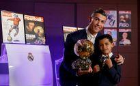 C.Ronaldo liệt kê 4 đối thủ cạnh tranh 'quả bóng Vàng 2017'