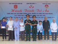 Các hoạt động tri ân nhân kỷ niệm 70 năm Ngày Thương binh - Liệt sỹ