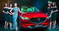 Mazda CX-5 thế hệ mới giá tới 119.000 USD tại Singapore
