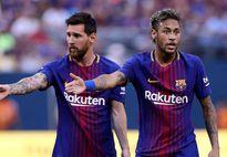 Niềm tin Neymar ở lại Barcelona