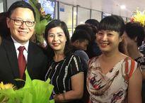 Chuyện về 'thuyền trưởng' Lê Anh Vinh của 'con tàu' IMO Việt Nam 2017