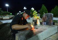Đồng bào Tây Bắc tưởng niệm, tri ân các anh hùng liệt sĩ