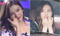 Joy (Red Velvet) bật khóc khi đi ăn cùng Black Pink