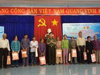 Tuổi trẻ CAND tổ chức nhiều hoạt động tri ân các anh hùng, liệt sĩ
