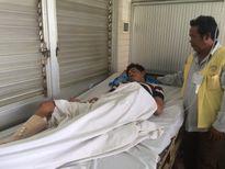 Hai thuyền viên tàu cá Bình Định bị bắn đã qua cơn nguy kịch