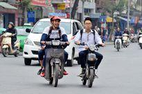 Nghiên cứu mới về ATGT: 55% tai nạn giao thông ở học sinh là do xe máy và xe đạp điện