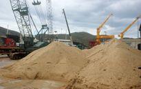 Bình Định cấm bán cát ra ngoài tỉnh, doanh nghiệp mất ăn mất ngủ