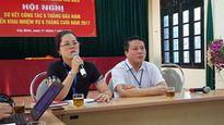 Đề xuất đình chỉ và cắt hợp đồng 2 cán bộ phường Văn Miếu