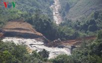 Vụ vỡ đập chứa bùn thải: Xử phạt công ty gây ra sự cố hơn 1 tỷ đồng