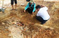Bộ VH- TT- DL vào cuộc vụ mộ vợ vua Tự Đức bị san ủi