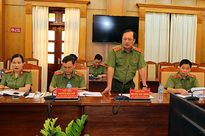 Công bố dự thảo Kết luận thanh tra việc chấp hành các quy định của pháp luật về PCMT tại Bắc Giang