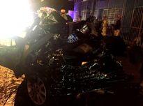 2 cán bộ công an tử vong sau tai nạn liên hoàn