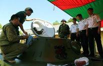 Khai mạc hội thi Kỹ thuật Tăng-Thiết giáp toàn quân