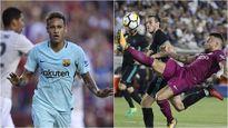 ICC 2017: Barca soán ngôi MU, Real chưa biết mùi chiến thắng