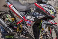 Biker Bình Dương độ Yamaha Exciter phong cách đường phố