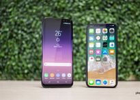 iPhone 8 so dáng Galaxy S8, LG G6, Google Pixel