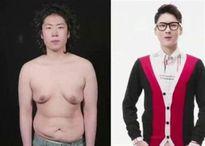 Trào lưu 'mặt xinh, bụng 6 múi' của đàn ông Hàn Quốc