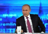 Putin thề đáp trả dự luật trừng phạt 'xấc xược' của Mỹ