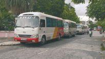 Thái Bình 'giải cứu' xe khách nội tỉnh