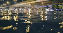 Hà Nội: Cảnh báo ngập ở nhiều tuyến phố chính