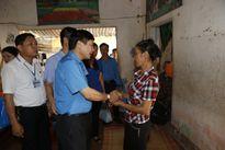 Chủ tịch Tổng LĐLĐ chia buồn gia đình nạn nhân vụ cháy tại Hà Nội